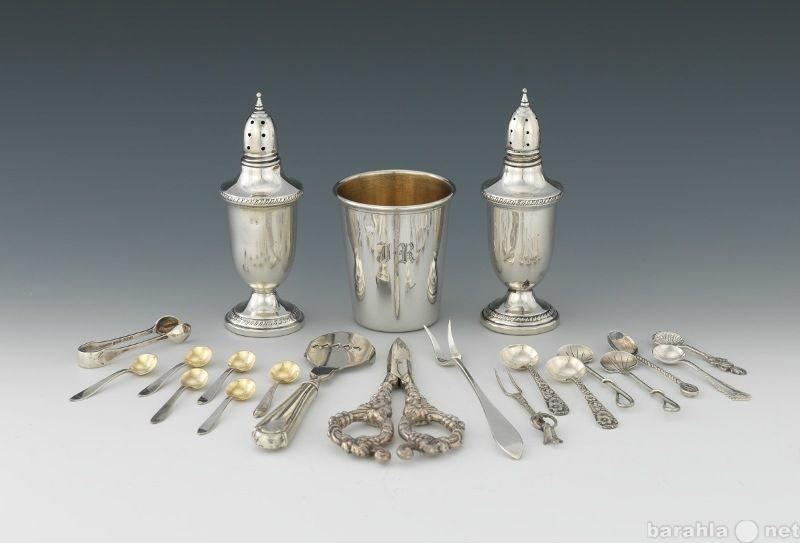 Куплю: Покупаем антиквариат, иконы,серебро и др