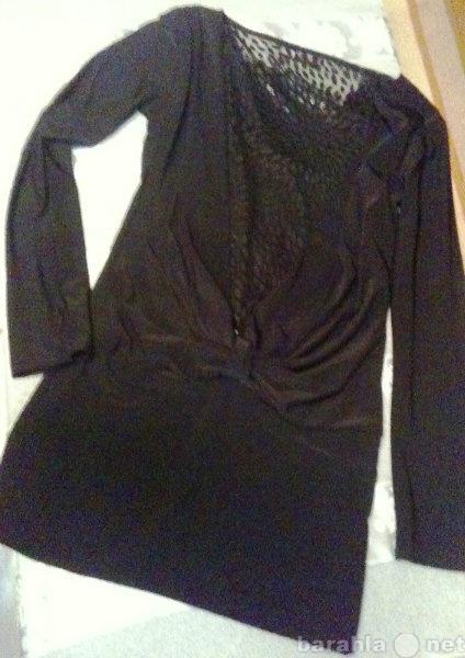 Продам Платье черное