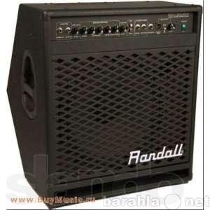 Продам Басовый комбик RANDALL RX125BM