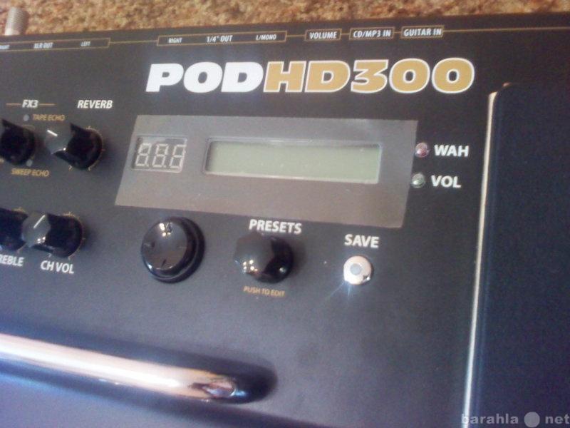 Продам Продам LINE6 POD HD-300, почти новый