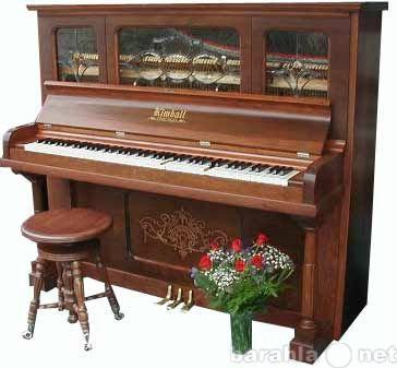 Отдам даром пианино