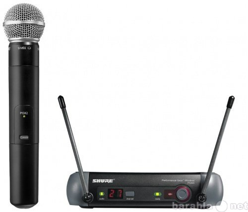 Продам радио микрофон Shure