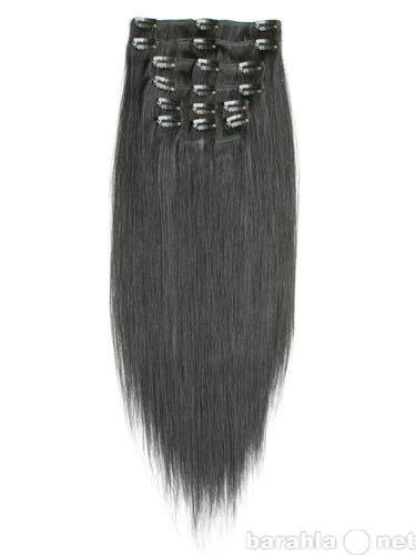 Продам: Волосы на заколках.