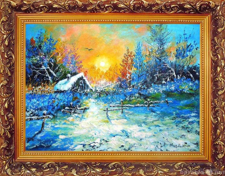 Продам Картины живопись заказать портрет