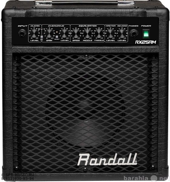 Продам Randall RX25rm в Твери