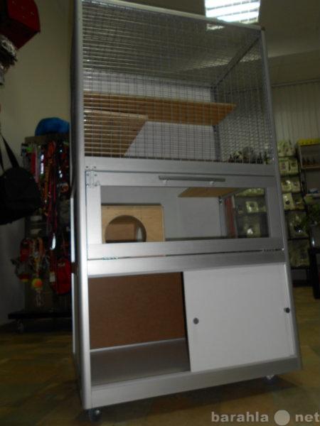Продам: Клетки-витрины для шиншилл и др. животны