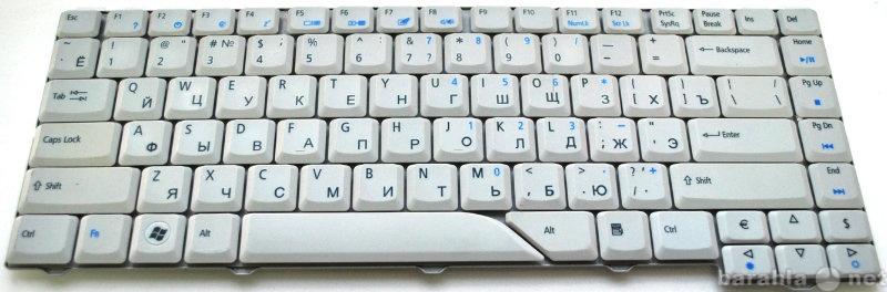 Продам Продам клавиатуру для ноутбука Acer 5520