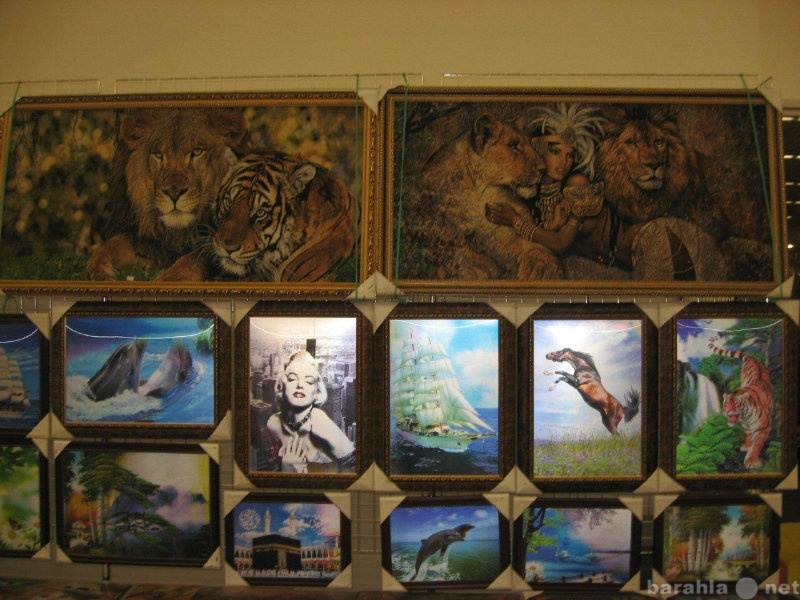 Продам Продам отдел по продаже картин в Гиганте