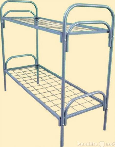 Продам Кровати металлические двухярусные, новые