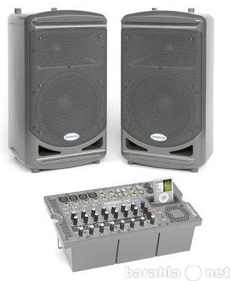 Продам Мобильный звуковой комплект Samson xp 51