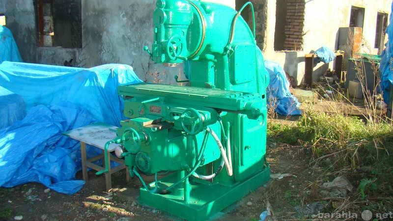 Продам фрезерный станок 6М12П