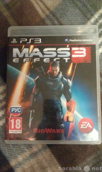 Продам: Mass Effect 3 для PS3