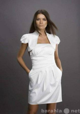 Продам Красивые короткие платья с болеро дешево