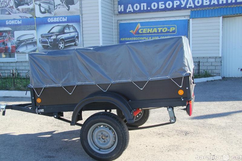 Прицеп для легкового автомобиля в тюмени