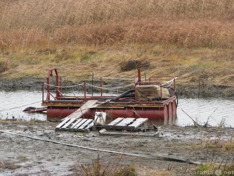 Продам установка по очистке водоемов
