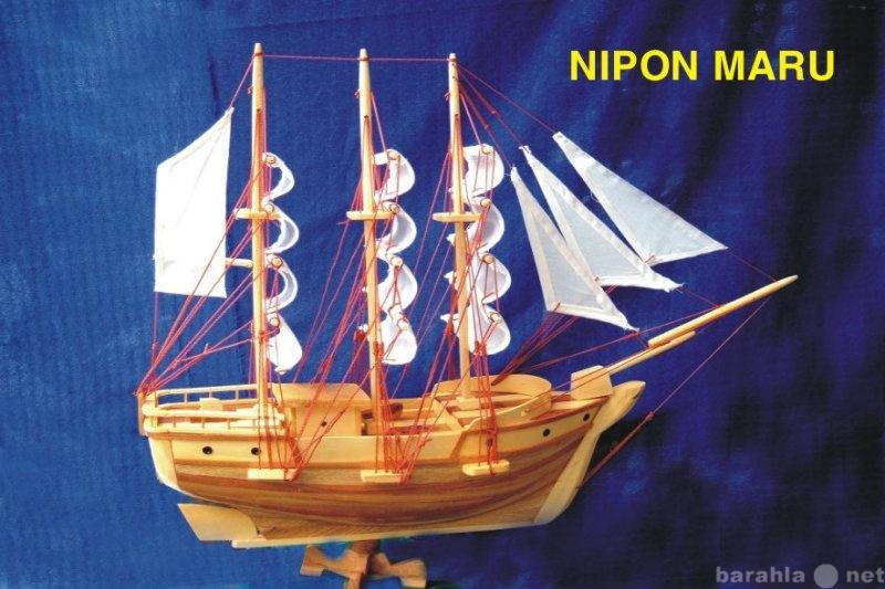 Продам Макет корабля NIPPON MARU