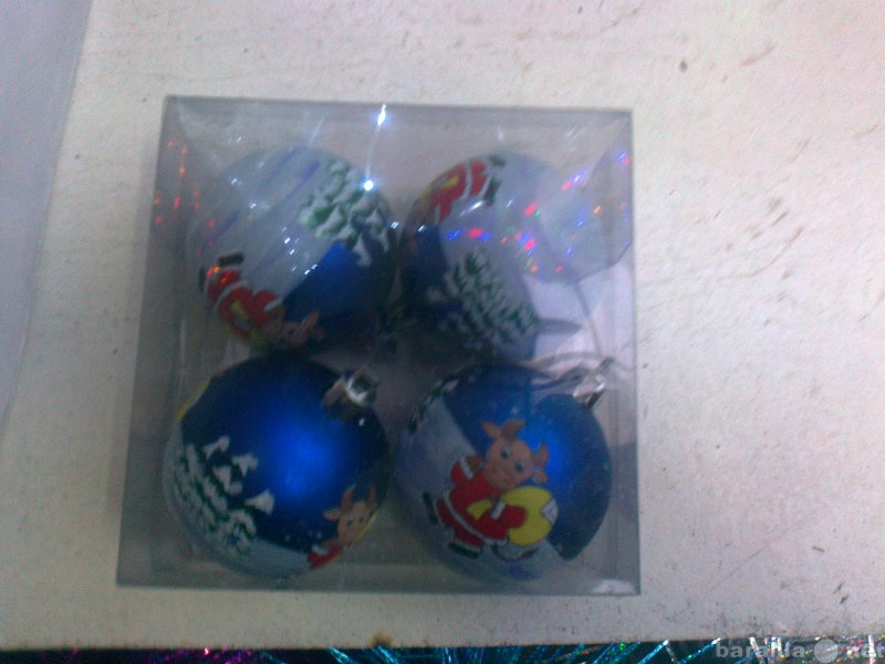Продам Новогодние шары