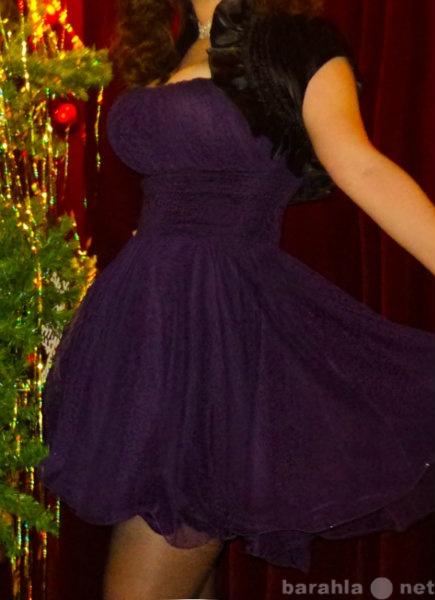 Продам чудесное вечернее платье