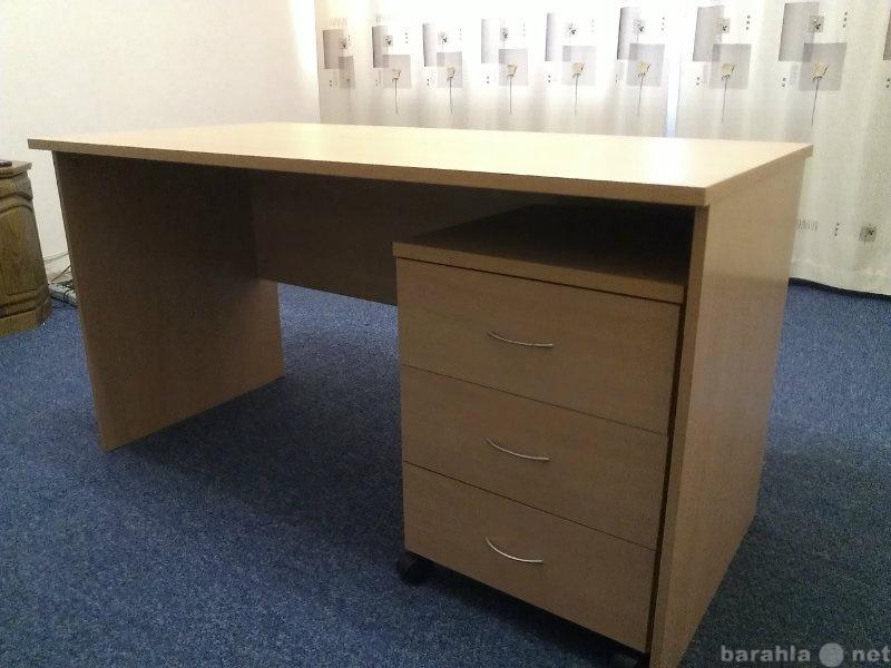 Продам: Офисный стол в комплекте с подкатной тум