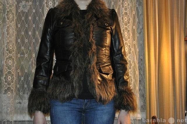 Продам Кожаная куртка из Парижа