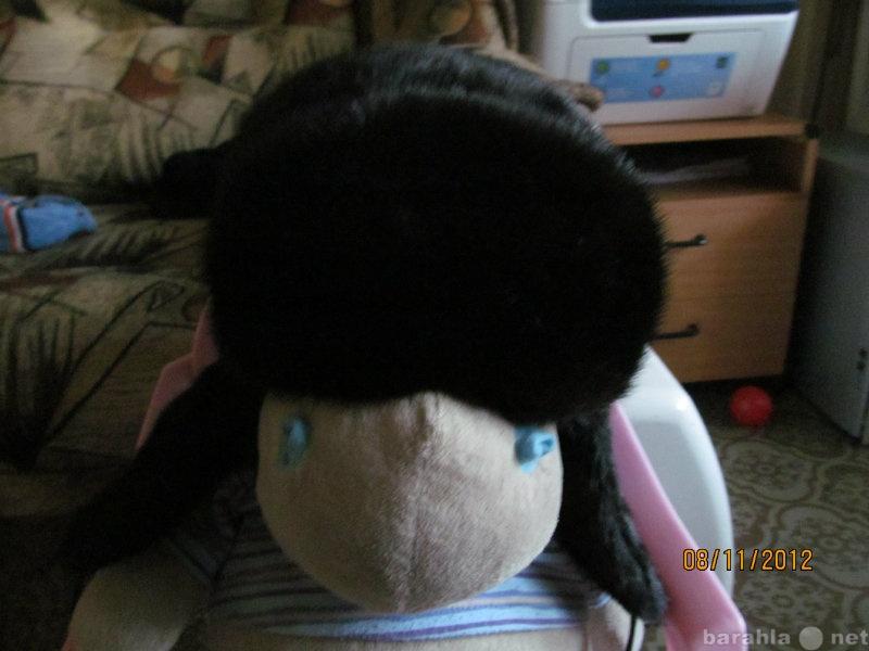 Продам Продам шапку норковую НОВУЮ чёрн.