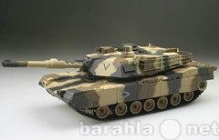 Продам Танк радиоуправляемый Abrams (модель)