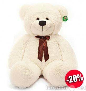 Продам Большой плюшевый медведь 160-200см