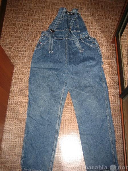 Продам Комбинезон и джинсы для беременных