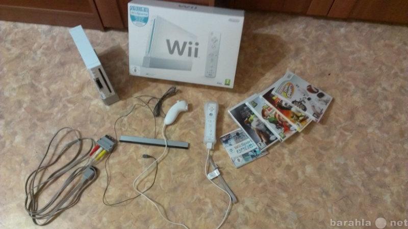 Продам Игровая приставка NintendoWII