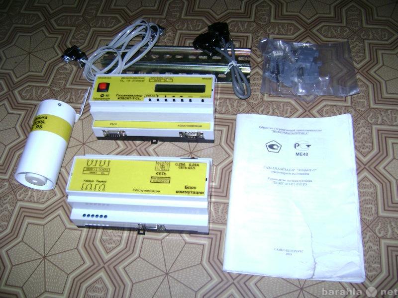 Продам: Газоанализатор хлора с цифровой индикаци