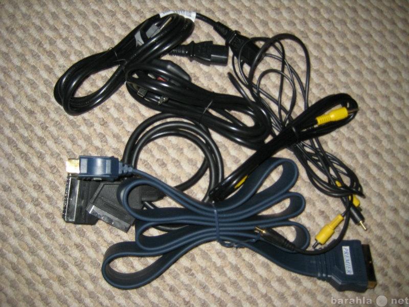 Продам: Аудио,видео кабели.