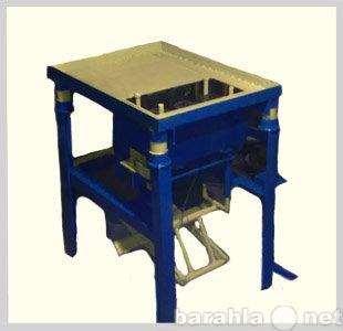 Продам Вибропресс СГС-1 (производство блоков и
