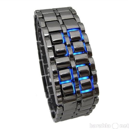 Продам Часы мужские  Iron Samurai LED