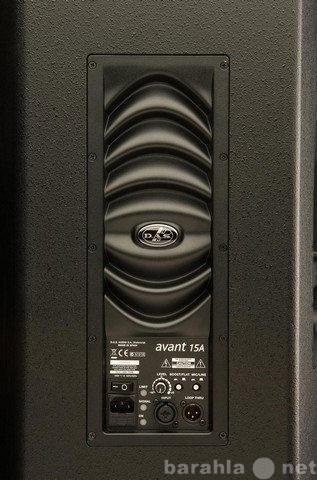 """Продам колонки """"Das-audio avant a 15"""""""