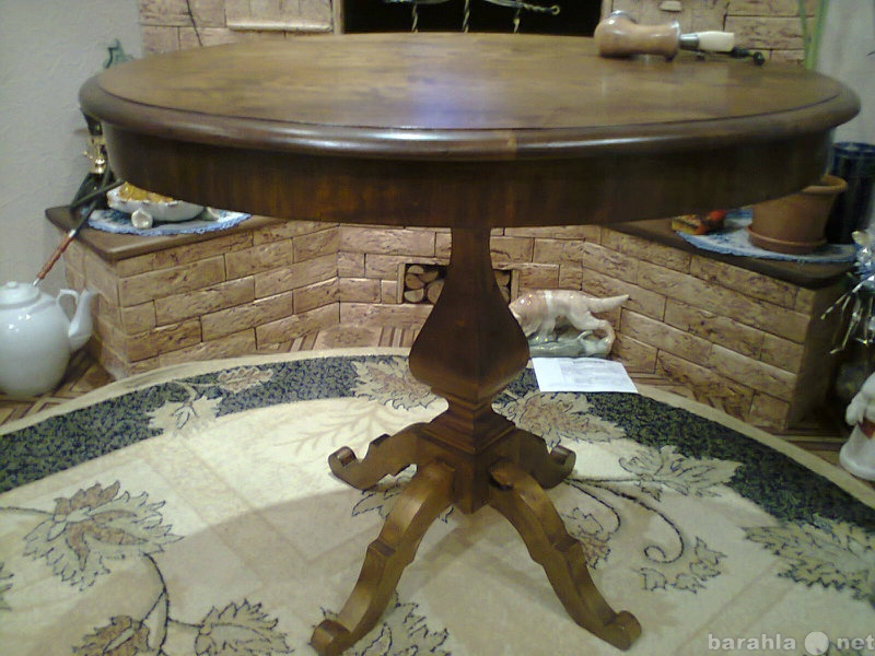 Продам стол овальный