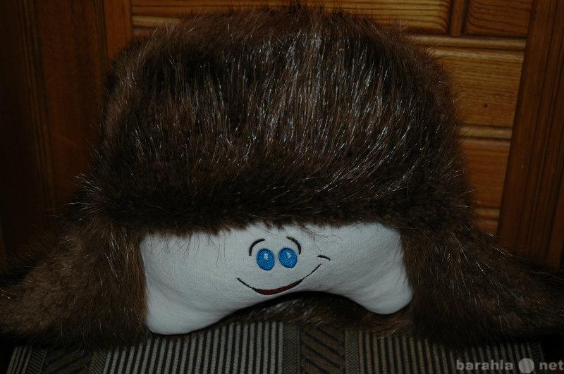 Продам меховую шапку