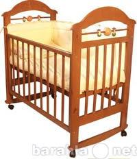 Продам Кроватка Кошка-1; Новая; Колесо+Качалка;