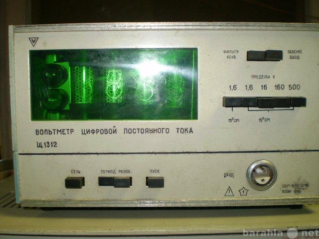 Продам Вольтметр цифровой Щ1312