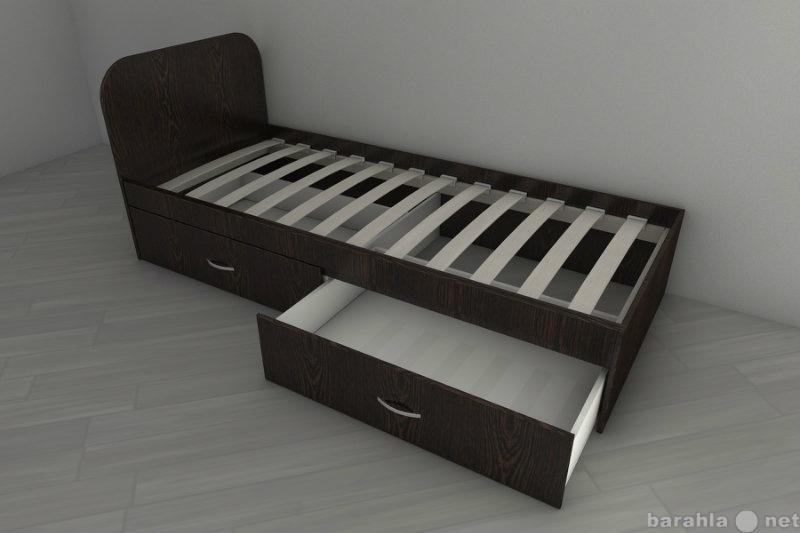 Продам Кровать односпальная 800х1900 с ящиками
