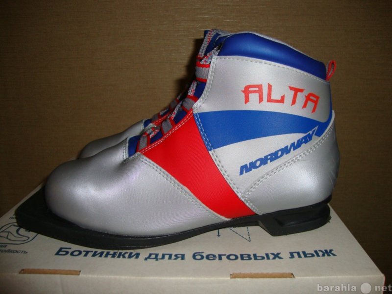 Продам Ботинки для беговых лыж Nordway р-р 36.