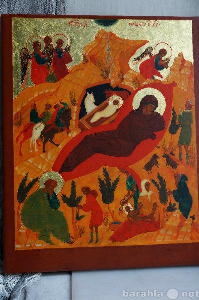 Продам: Икона Рождества Христова. 1970-е гг.