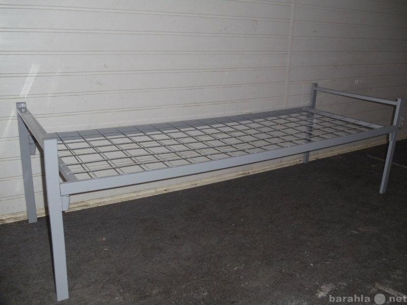 Продам Продам кровать металлическую