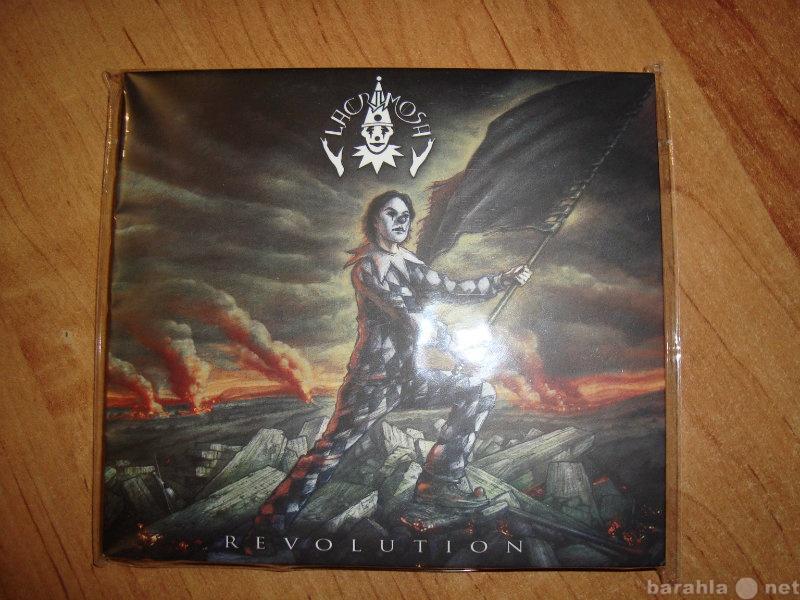 Продам Lacrimosa «Revolution» (2012) от Irond