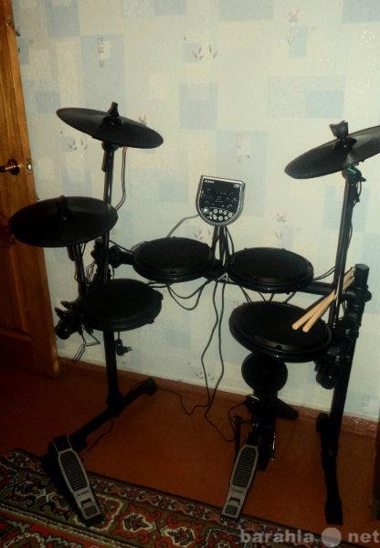 Продам Электронные барабаны ALESIS DM 6