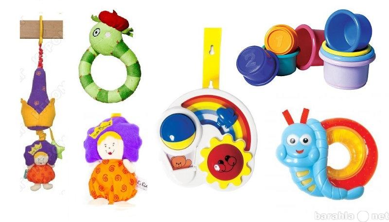 Продам Пакет развивающих игрушек для малыша