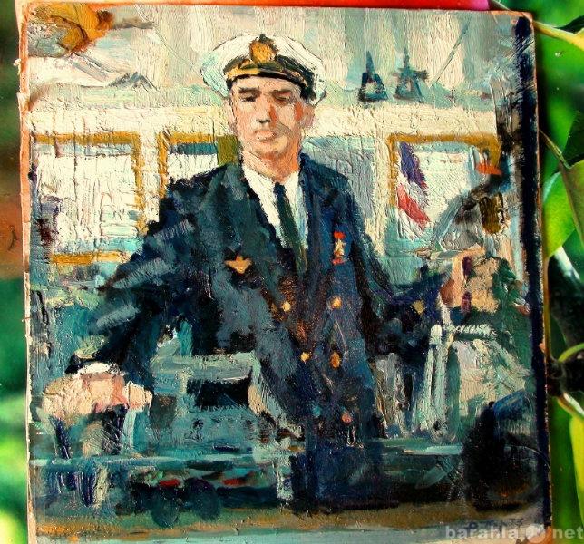 """Продам 1973г.Худ.Кормилицын """" Портрет Пушк"""