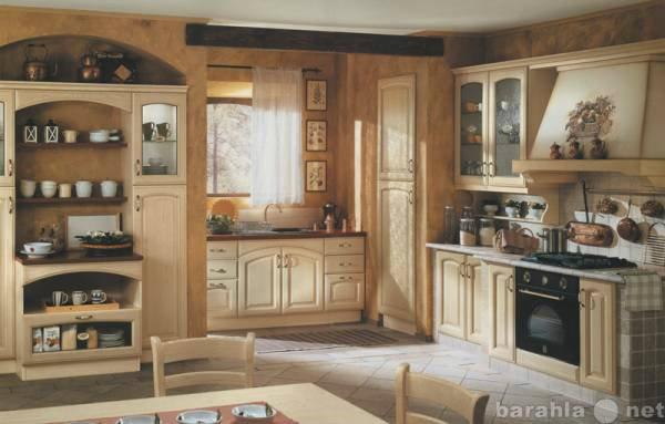 Продам Кухонный гарнитур на заказ из массива