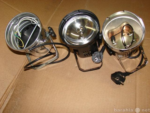 Продам Прожектор PAR-36 SPOTLIGHT миниспот 6V/3