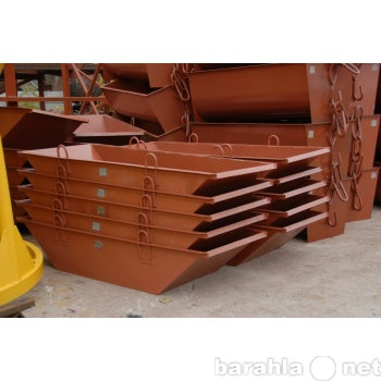 Продам Ящики растворные, бадьи для бетона