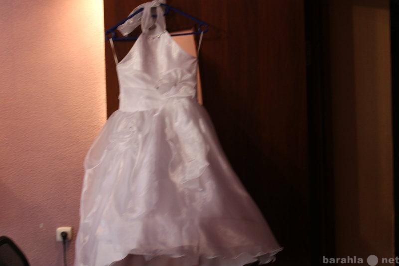 Продам праздничное детское платье